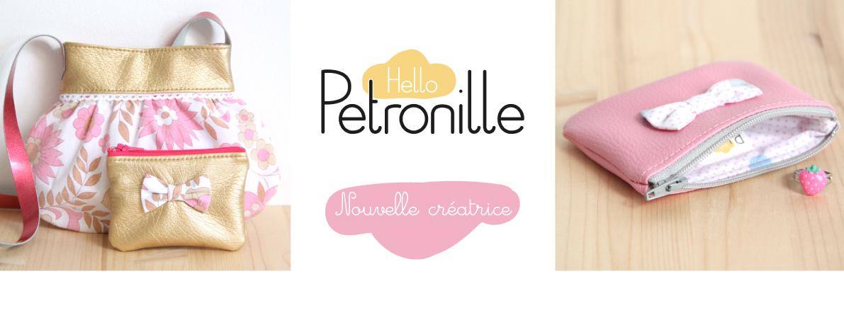 Hello Petronille