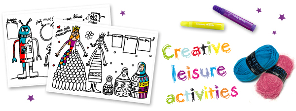 Creative leisure activities