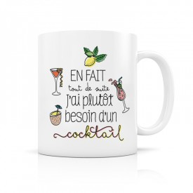 Mug besoin d'un cocktail