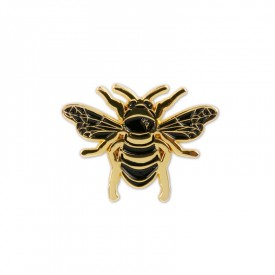 pin's abeille