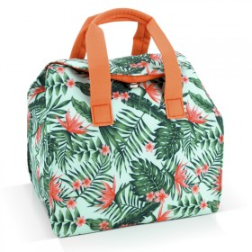 Sac lunch bag isotherme Tropical