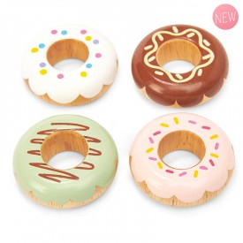 Donuts en bois by Le toy van