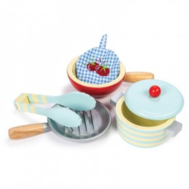 Ensemble de Casseroles by Le toy van