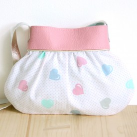 Sac besace enfant VALENTINE by Hello Petronille